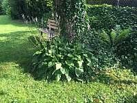 Lavička pod ořechem - chata ubytování Ostravice