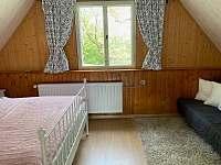 Ložnice 1 s dvojlůžkem a rozkládacím dvojlůžkem - Ostravice