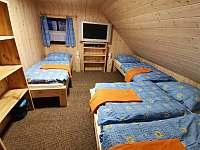Pokoj č.5 pro 4 osoby v 1NP