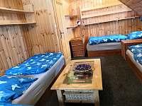 3 pokoj = 6 osob - Staré Hamry