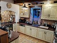 Kuchyně . - Staré Hamry