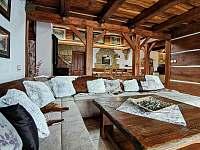 Obývací pokoj . - Staré Hamry