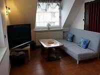 Velký apartmán TV + rozkládací pohovka