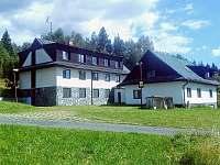 Penzion na horách - zimní dovolená Horní Bečva