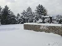 Petrova chalupa pod sněhem - Nýdek