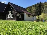Levné ubytování Vodní nádrž Bystřička Chalupa k pronajmutí - Nový Hrozenkov - Vranča