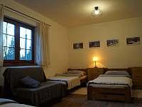 Apartmán B: ložnice - Velké Karlovice
