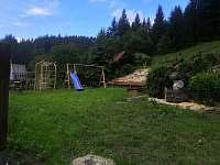 Dětské hřiště - Velké Karlovice