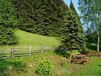 Pohled k lesu - Velké Karlovice