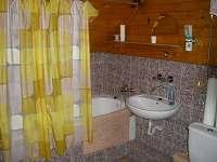 ubytování Velké Karlovice - koupelna s wc