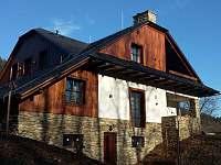 ubytování Lyžařský vlek Mečová v penzionu na horách - Velké Karlovice