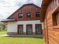 pohled ze zahrady - Velké Karlovice