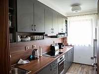 společná kuchyn - Velké Karlovice