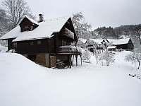 ubytování na Zlínsku Chata k pronájmu - Zděchov