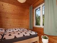 Ložnice 2 - chata k pronájmu Ostravice