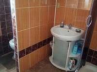 Koupelna - ubytování Frenštát pod Radhoštěm