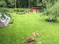 Dolní zahrada - Karolinka