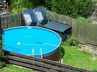 Bazén 3,60 x 1,02 m