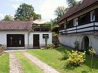 ubytování v Javornících Chalupa k pronájmu - Halenkov - údolí Břežitá
