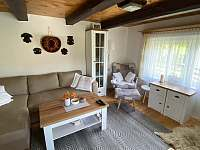 Obývací pokoj - Halenkov - údolí Břežitá