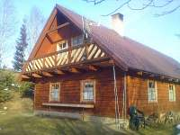 ubytování na chatě k pronájmu Valašská Bystřice