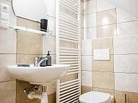 Koupelna - ubytování Dolní Bečva