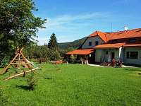 Chaty a chalupy Zubří v penzionu na horách - Dolní Bečva