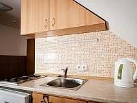 Pokoje jsou vybaveny kuchyňkou - Dolní Bečva
