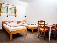 Třílůžkový pokoj - Dolní Bečva