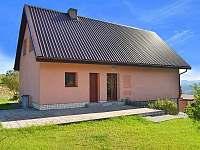 Chata na Pasekách v Kateřinicích - ubytování Kateřinice