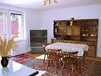 Ubytování v chatě na Pasekách Kateřinice - k pronájmu