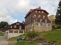 ubytování Staré Hamry - Bílý Kříž Apartmán na horách