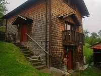 Chalupa - ubytování Bukovec