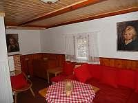 jizba - pronájem chaty Dolní Bečva