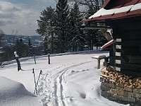Tip na výlet - horská osada na Kamenném. - chata k pronajmutí Dolní Bečva