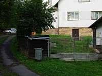 Pohled zepředu - chalupa ubytování Horní Bečva