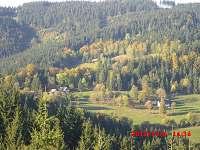 Velké Karlovice na podzim