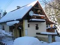 Chalupa k pronájmu - zimní dovolená Karolinka-Pluskoveček