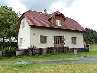 Chalupa k pronajmutí - okolí Dolní Bečvy