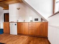 Kuchyňka Apartmán 2