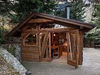 Chata Medvědí skála - chata - 42 Pstruží