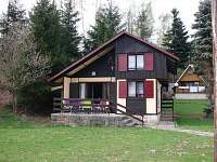 Prostřední Bečva - Kněhyně - chata k pronajmutí - 2