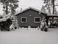chata v zimě - Ostravice