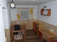 zadní pokoj - chata k pronájmu Ostravice