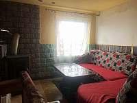 obývací pokoj - chata k pronájmu Hrčava