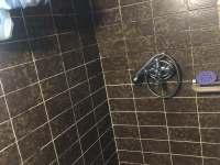 Sprchovy kout - pronájem chaty Hrčava