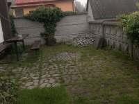 Venkovní posezení - Hrčava