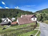 ubytování Ski areál U Sachovy studánky Apartmán na horách - Prostřední Bečva