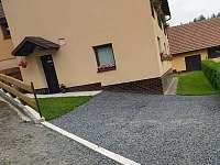 parkoviště - apartmán k pronájmu Prostřední Bečva