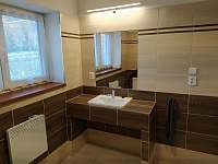 Nová koupelna v patře - Lužná